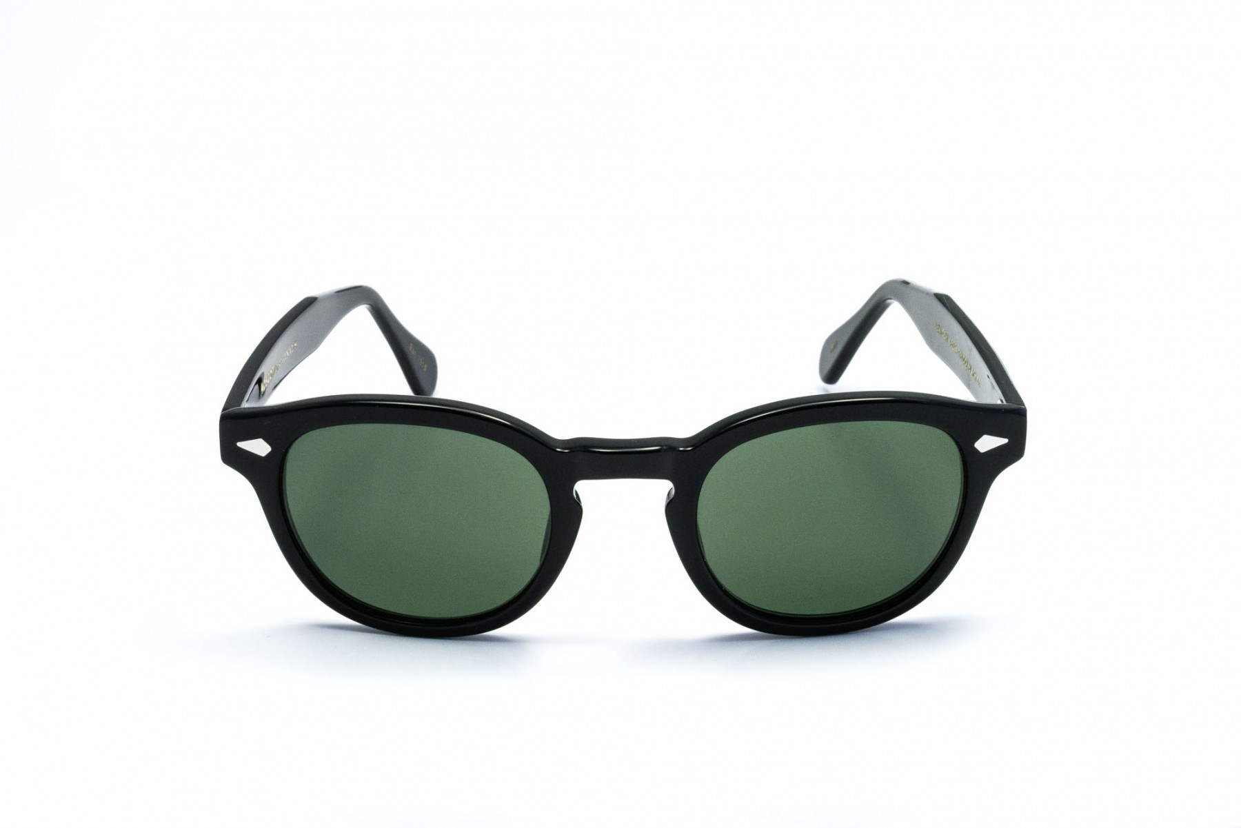 MOSCOT LEMTOSH BLACK 46-24