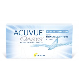 ACUVUE OASYS F AST. (6PACK)