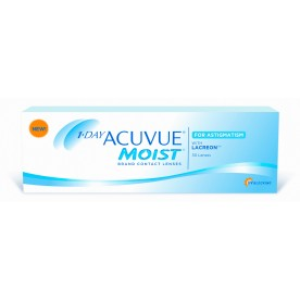 1-DAY ACUVUE MOIST F AST. (30PACK)