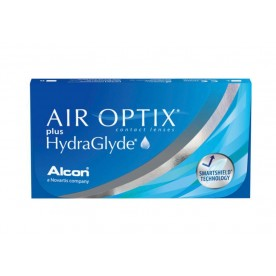 AIR OPTIX PLUS HYDRAGLYDE (3PACK)