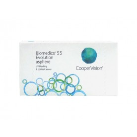 Biomedics 55 Evolution (6PACK)