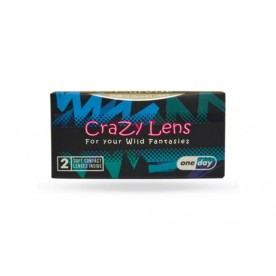 CRAZY LENSES ONE DAY (2PACK)