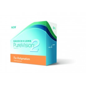 PURE VISION 2 FOR ASTIGMATISM 6 PACK