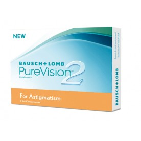 PURE VISION 2 FOR ASTIGMATISM 3 PACK